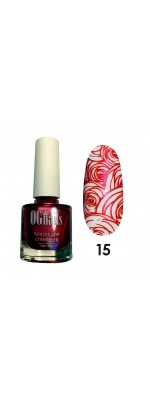 Краска для стемпинга #15